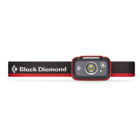 Black Diamond Spot 325 - Linterna frontal - rojo/negro